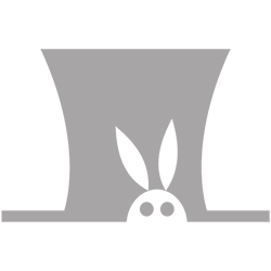 rabbit hat icon